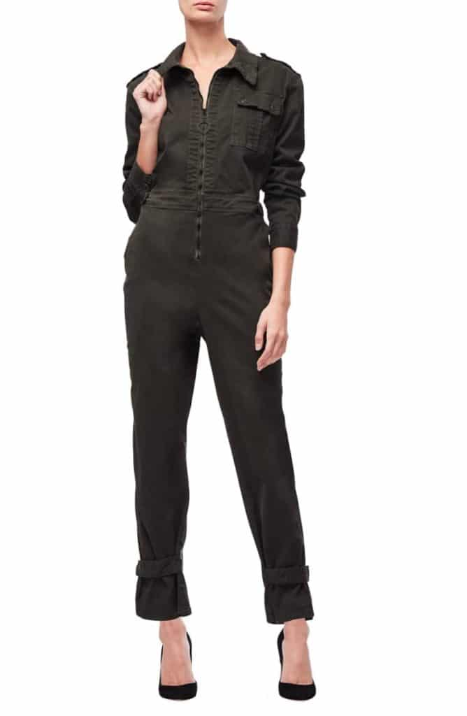 Military JumpsuitGOOD AMERICAN $199.00