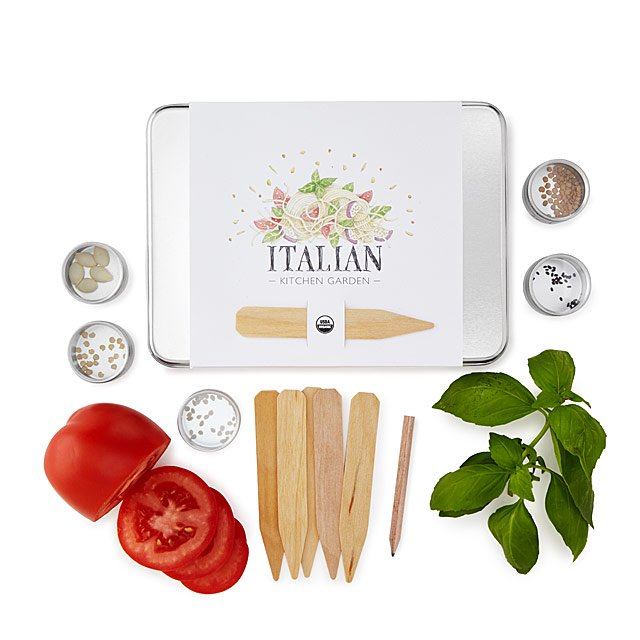 Italian Kitchen Garden Kit $25.00