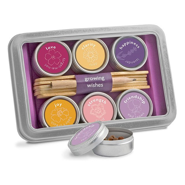 Growing Wishes Seed Kit $20.00
