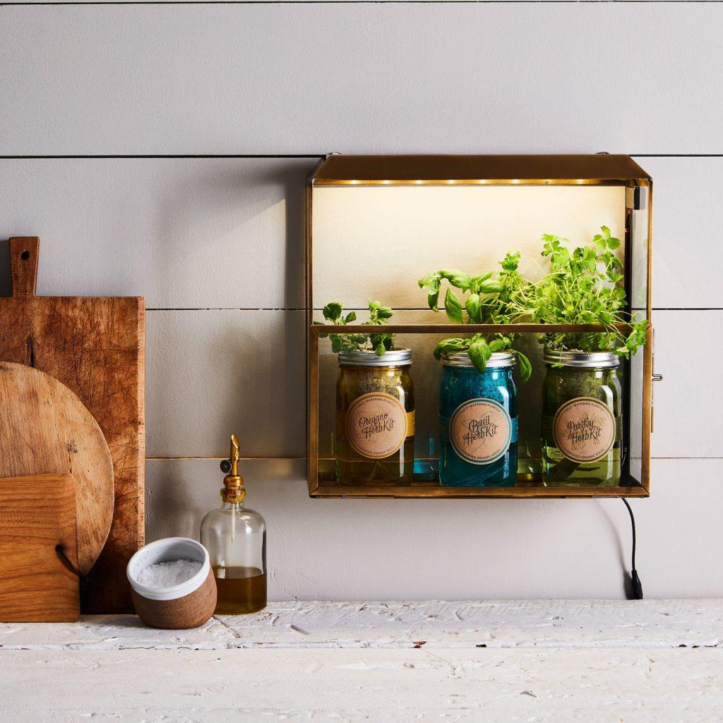 Brass Grow-Anywhere Growhouse $150