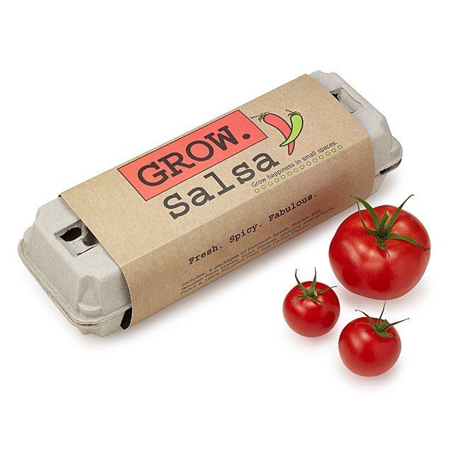 Salsa Grow Kit $ 12.00