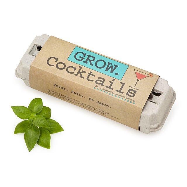 Cocktail Grow Kit  $ 12.00