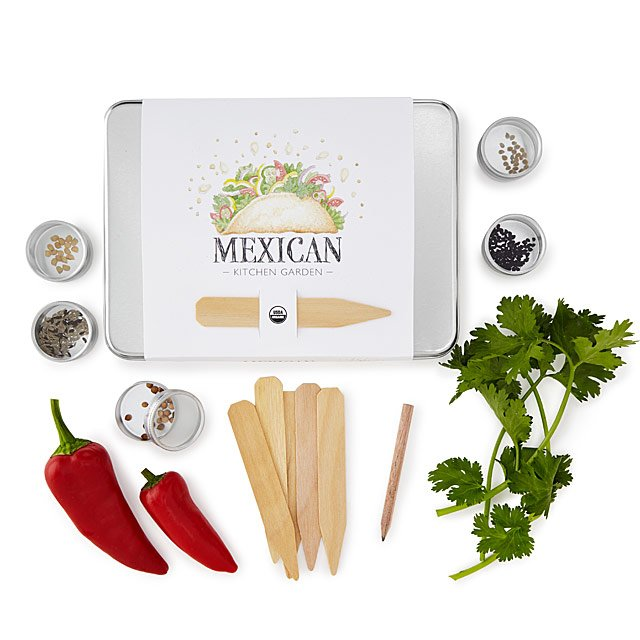 Mexican Kitchen Garden Kit $25.00