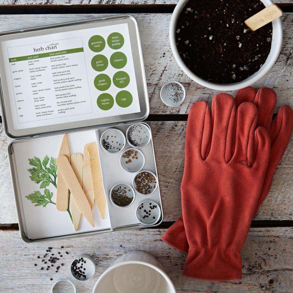 Culinary Herb Garden Maker$25