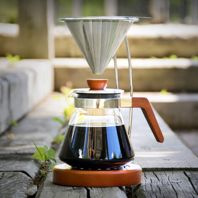 Grosche Frankfurt Pour Over Coffee Maker $99.99