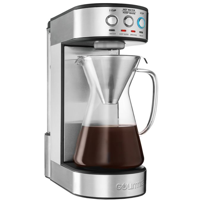Gourmia® 4-Cup Fully Automatic Pour-Over $199.99