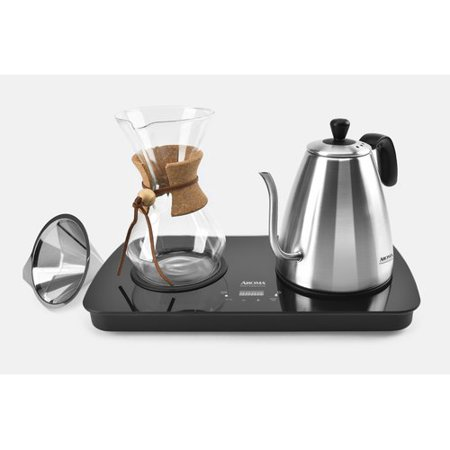 Aroma 1-Cup Housewares Professional Digital Pour Over Coffee Maker $128.99
