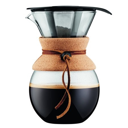 Bodum POUR OVER Coffee Maker with Cork Band $11.50