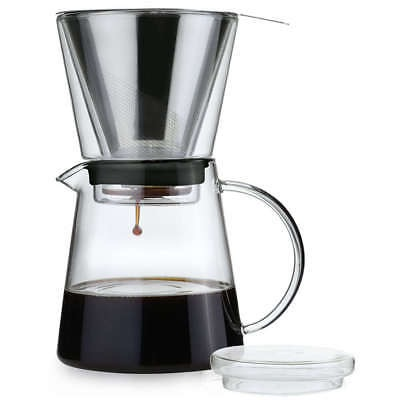 Zassenhaus Coffee Drip 25oz Pour Over Coffee Maker / Brewer $69.95