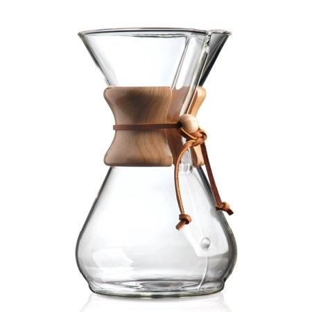 Chemex 8-Cup Classic Series Glass Coffeemaker $43.99
