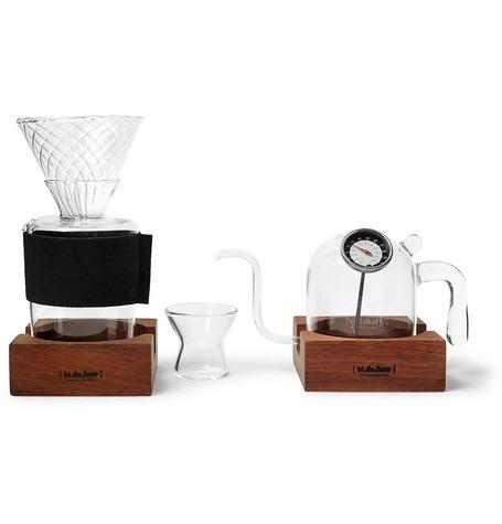 BI.DU.HAEV Maan Hand Drip Coffee Set $1,065