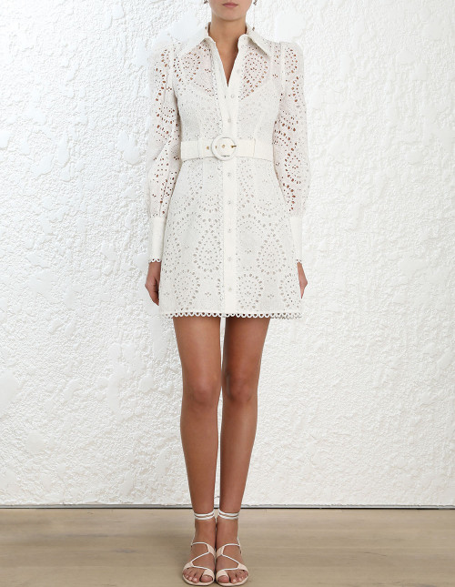 HEATHERS BELTED SHIRT DRESS$750.00