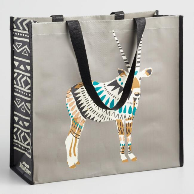 Large African Oryx Tote Bag $3.99