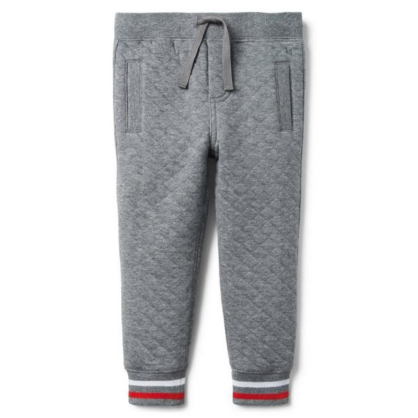QUILTED JOGGER $25.59