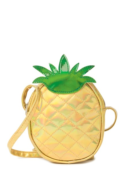 Hologram Pineapple Crossbody Bag $11.97