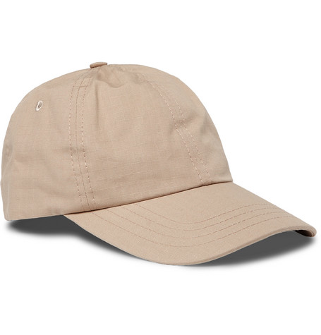 FOLK Cotton-Ripstop Baseball Cap $60