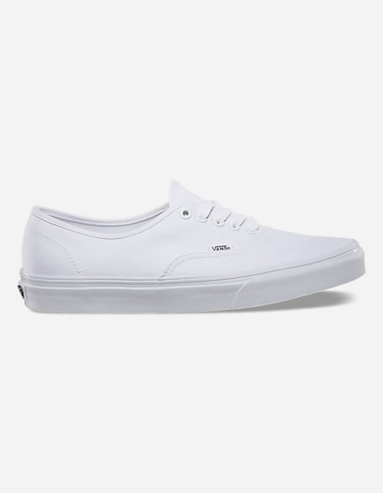 VANS Authentic True White Shoes $49.99