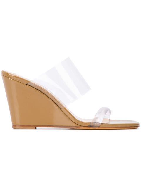 MARYAM NASSIR ZADEH wedge heel sandals $444