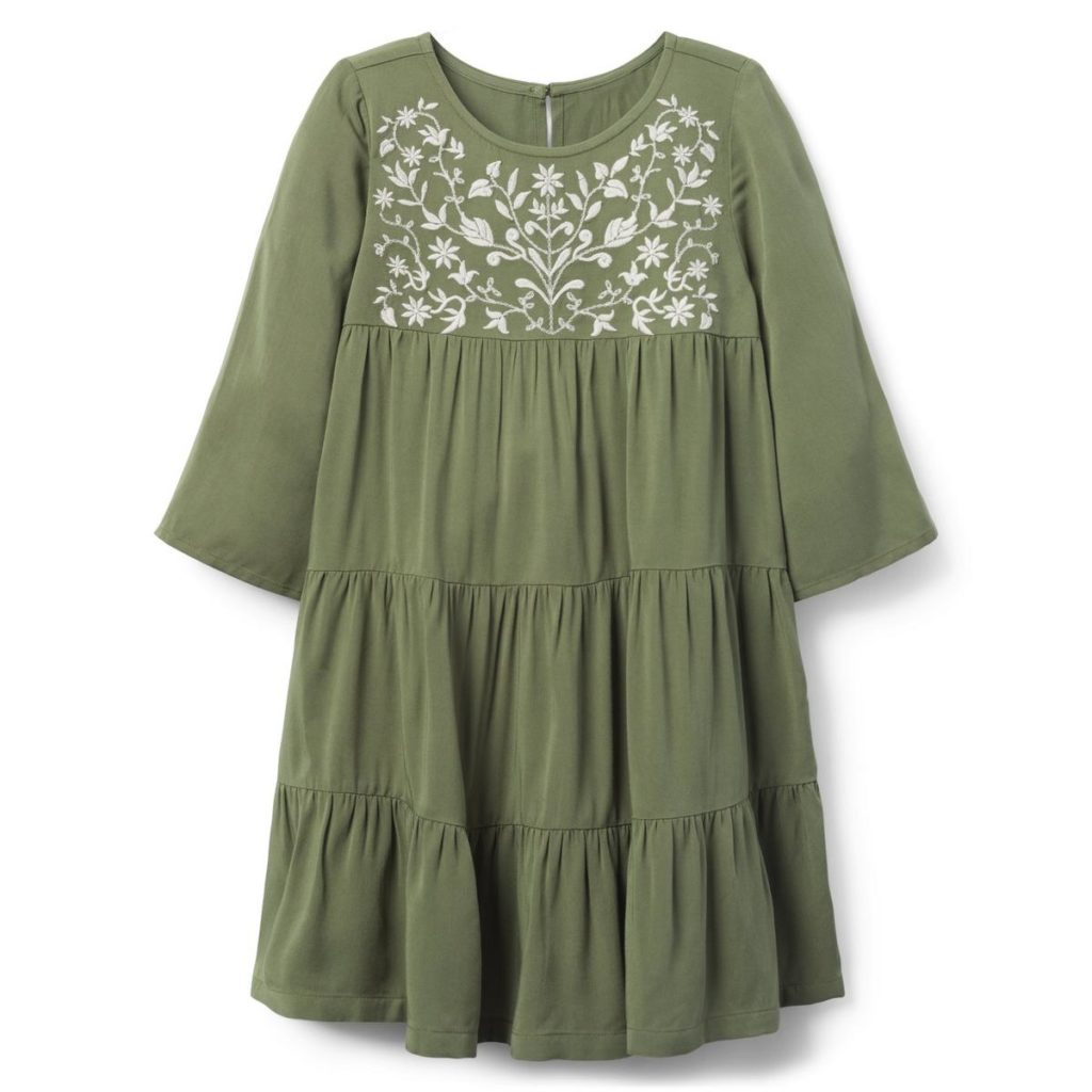Embroidered Dress $9.49