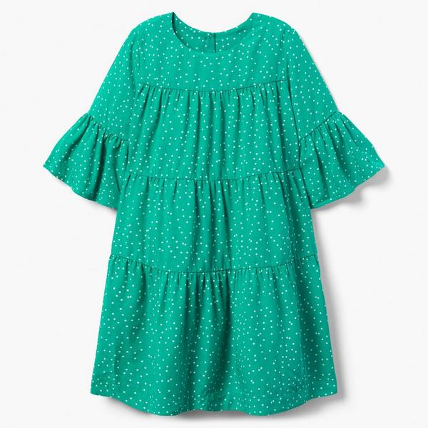 Dot Tiered Dress $27.65