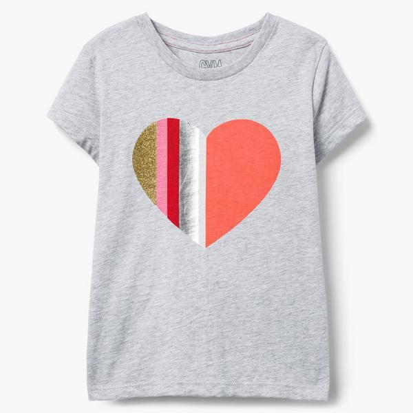 Heart Tee $12.60