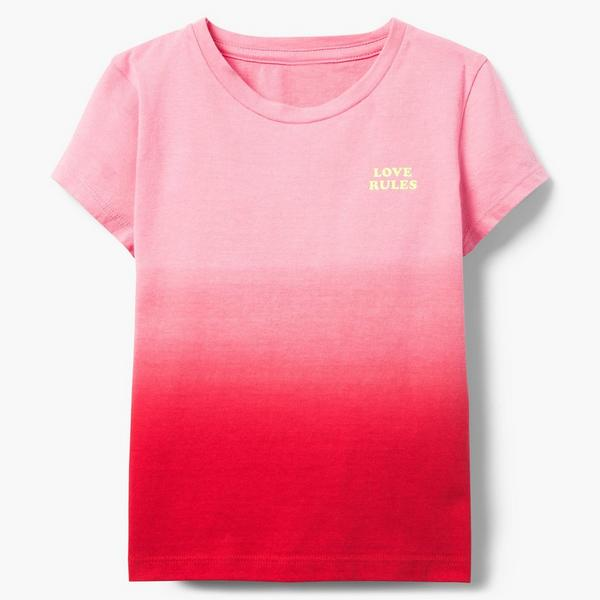 Love Rules Ombre Tee $13.65