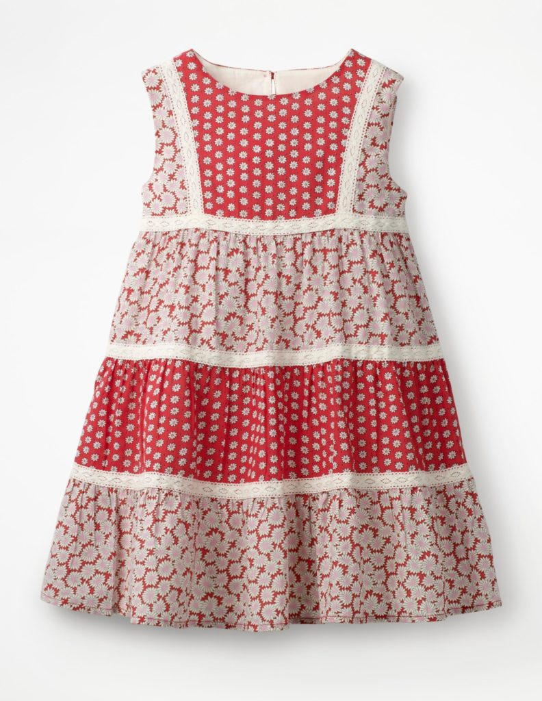 FLOATY HOTCHPOTCH DRESS  $48.00