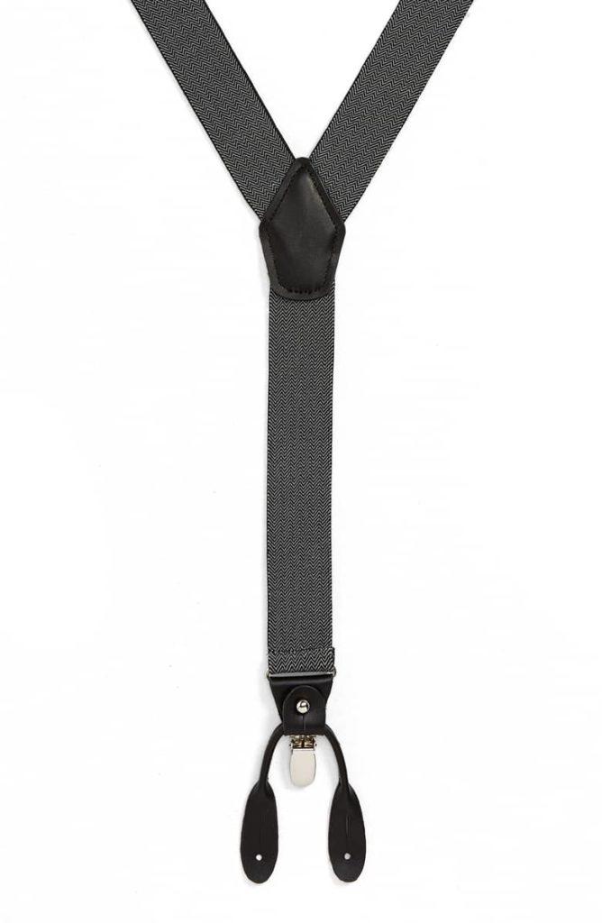 Herringbone Suspenders NORDSTROM MEN'S SHOP $49.50