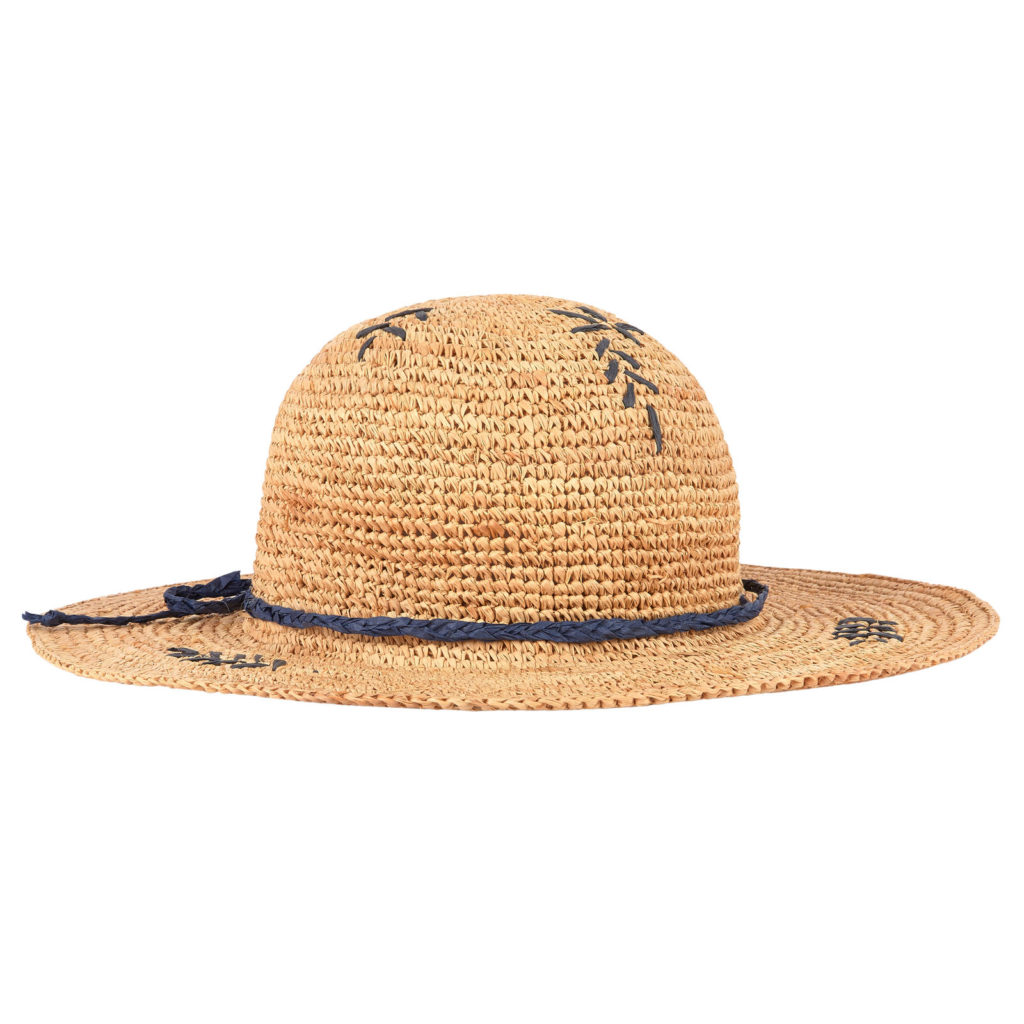 TARTINE ET CHOCOLAT Beach hat $88