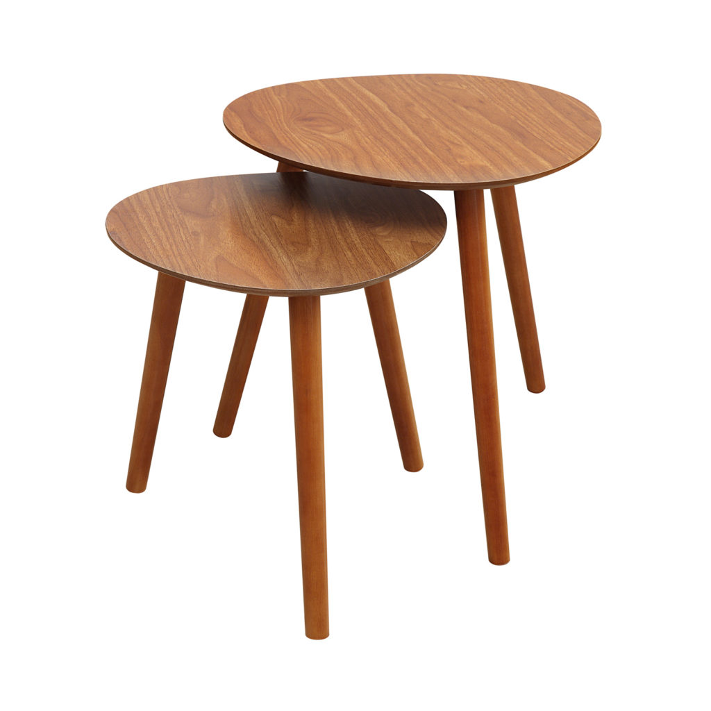 Convenience Concepts Oslo Nesting End Tables $66.81