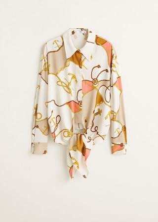 Chain print shirt  $79.99
