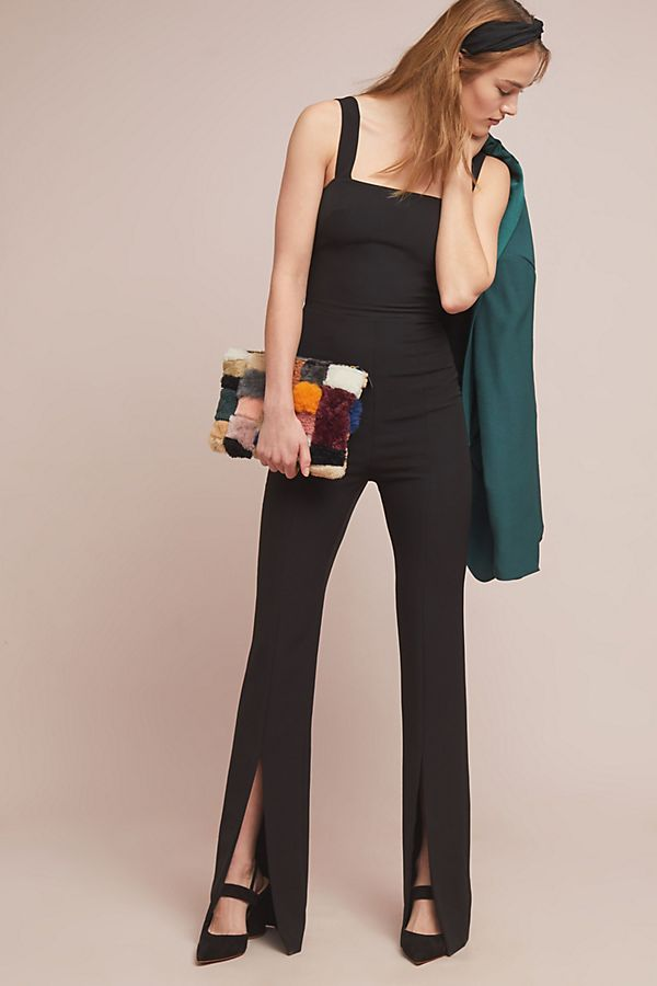 ML Monique Lhuillier Anais Jumpsuit $395.00