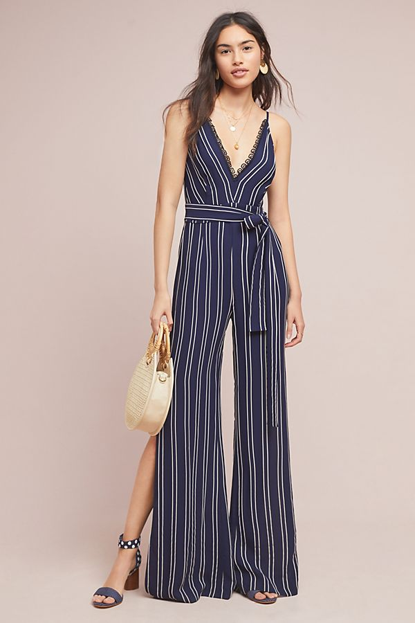 ML Monique Lhuillier Corentin Jumpsuit $395.00