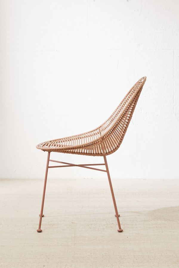 Haylee Mono Rattan Chair $179.00