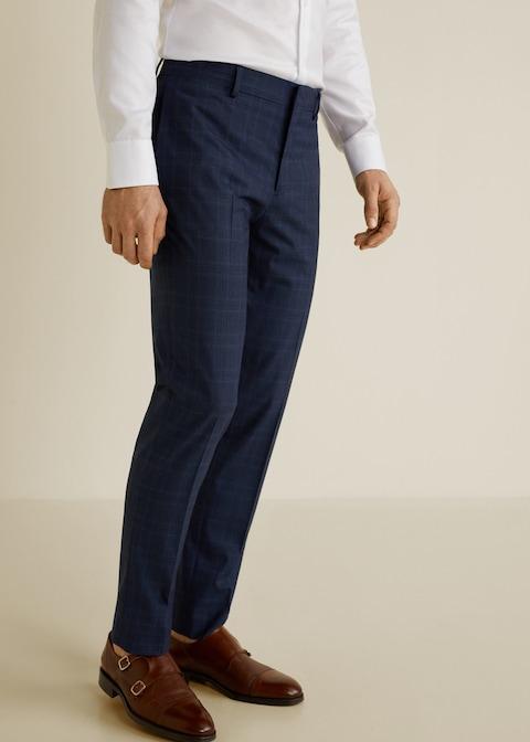 Super slim-fit suit pants $69.99