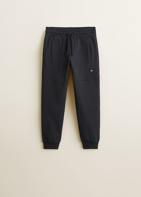 Cotton jogging trousers $25.99