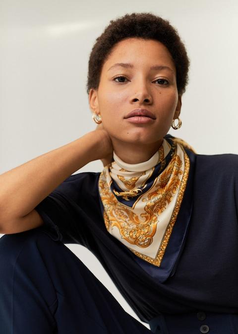 Printed scarf $29.99