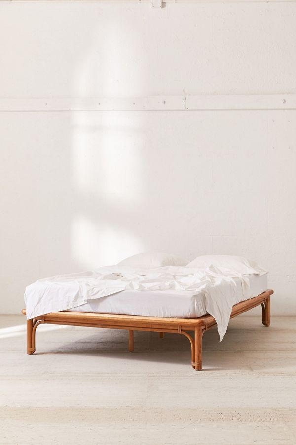 Wren Rattan Bed $599.00