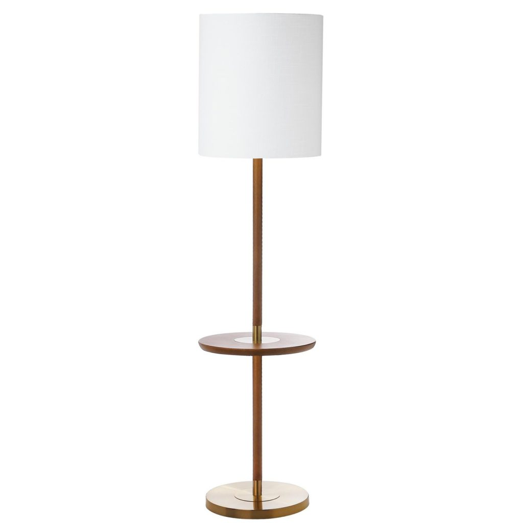 "Safavieh Jenell 65"" High End Table Floor Lamp $138.27"