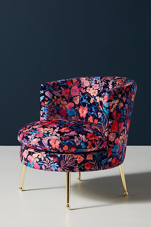 Cynthia Petite Accent Chair $798.00