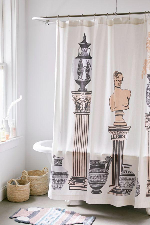Greecian Still Life Shower Curtain $39.00