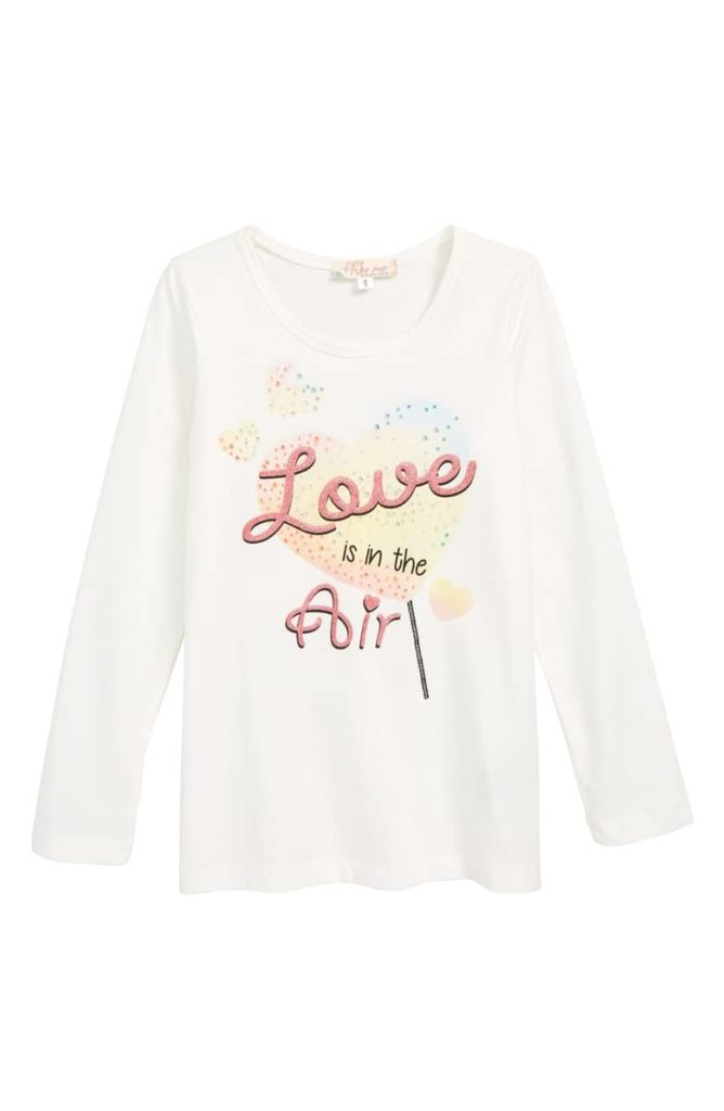 Love is in the Air Tee TRULY ME   $35.00