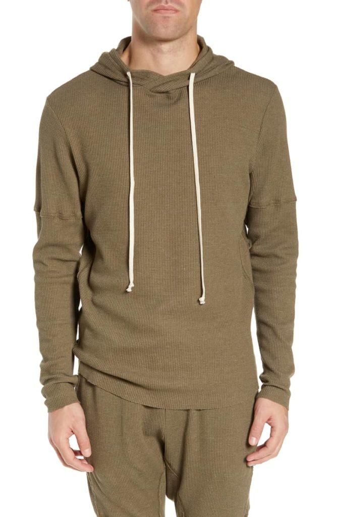 Everest Thermal Pullover Hoodie TWENTY $145.00