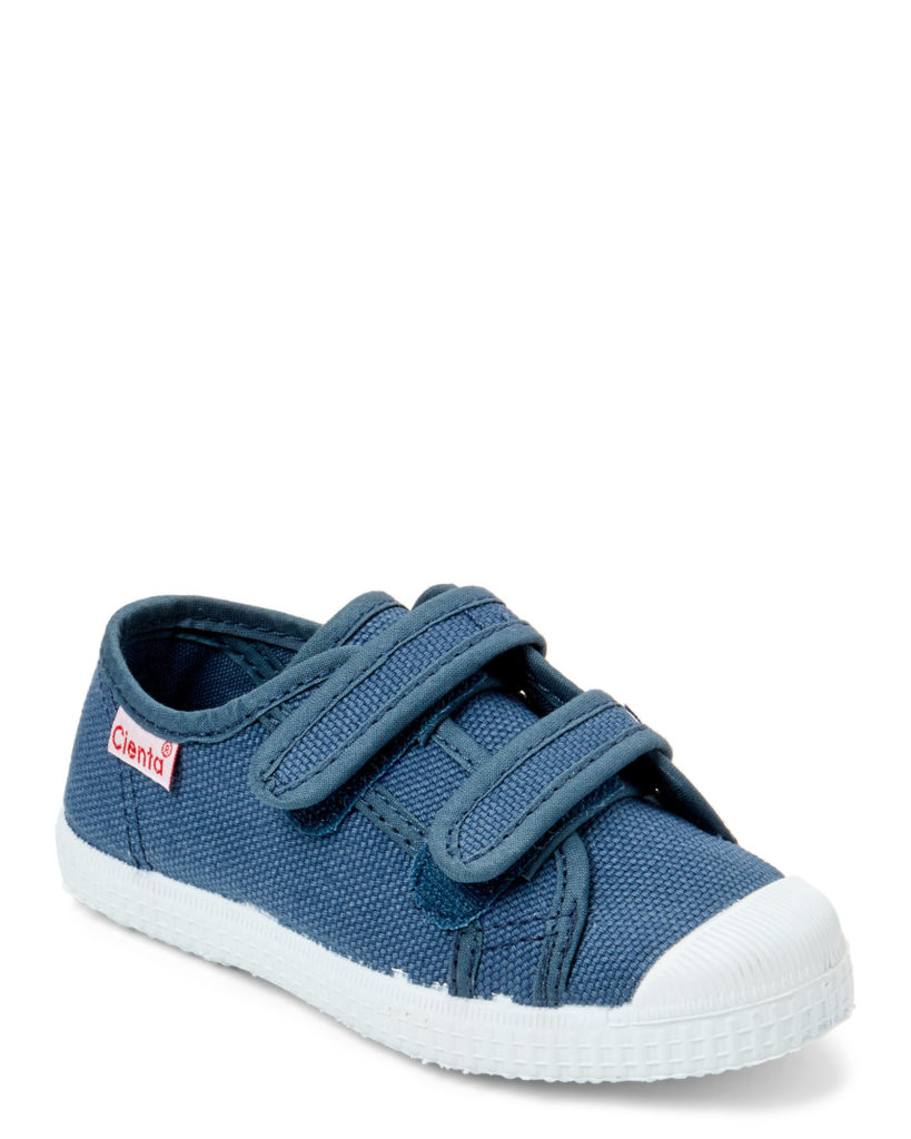 CIENTA (Toddler/Kids) Blue Low-Top Sneakers $19.99