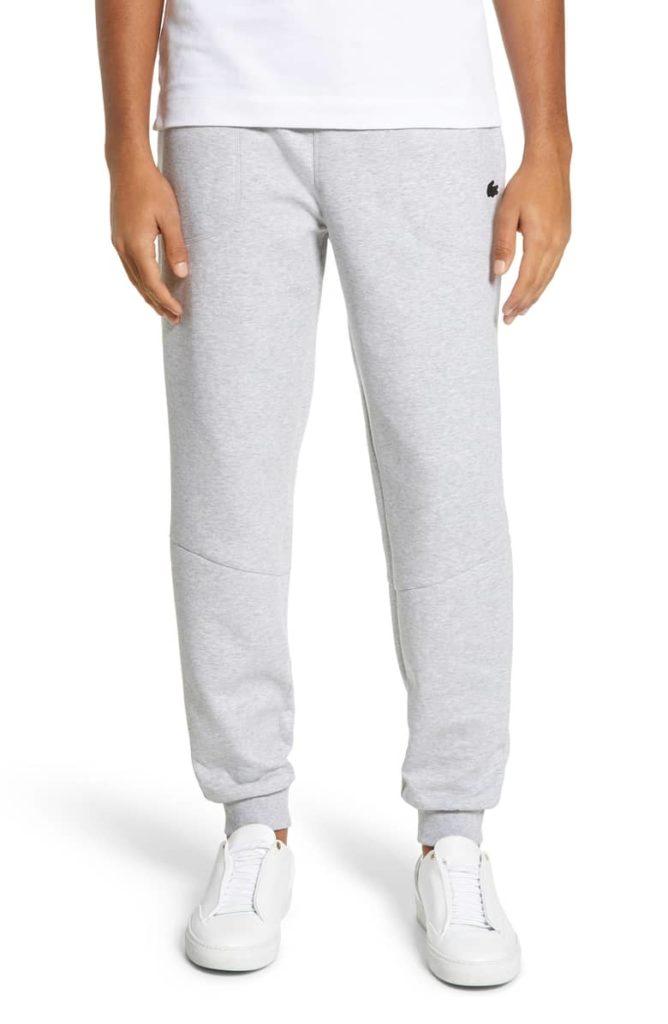 Motion Regular Fit Fleece Sweatpants LACOSTE $125.00