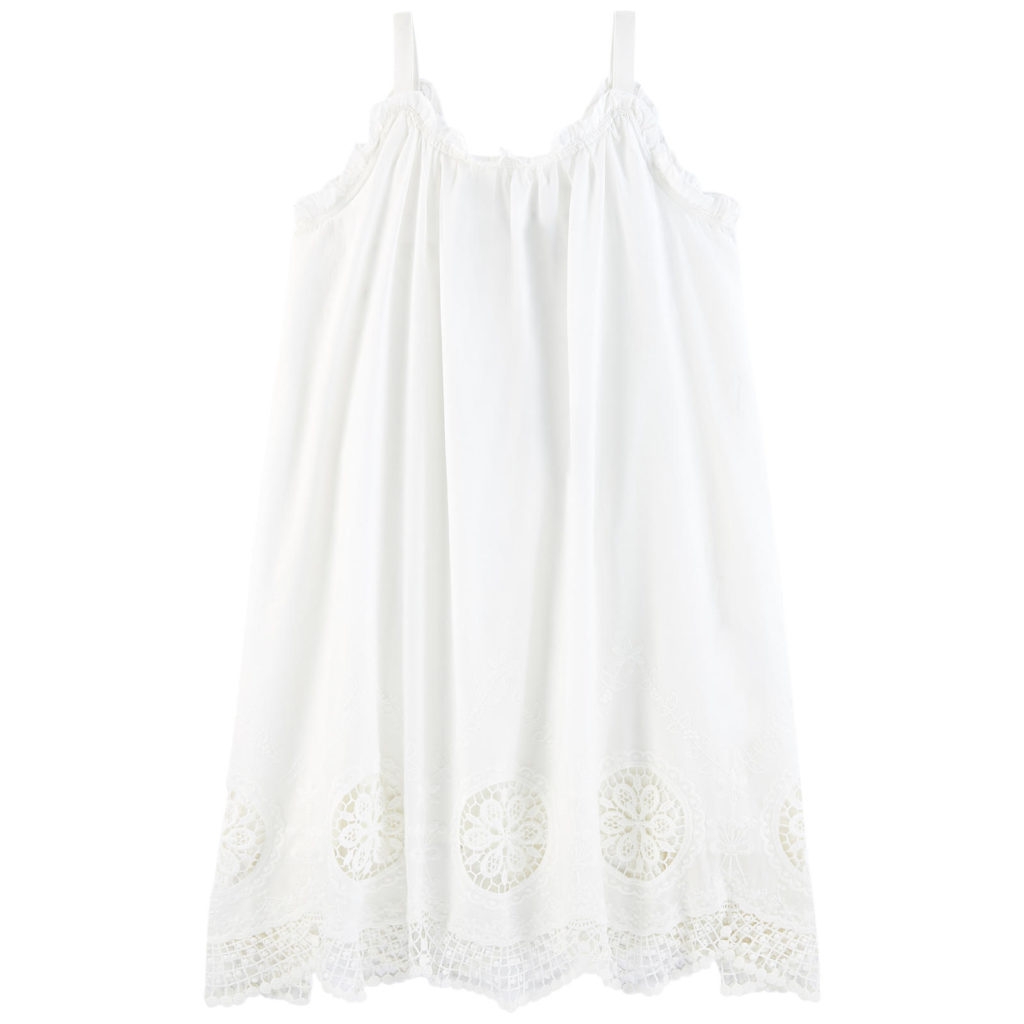 LITTLE REMIX Vintage broderie anglaise lace dress $196