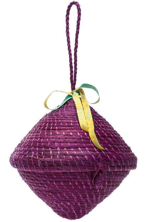 SILVIA TCHERASSI Taparitas Bag $320