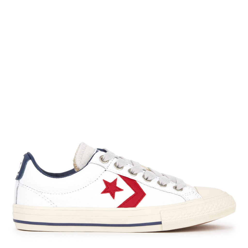 CONVERSE Leather trainers - Star Player EV OX $32.50