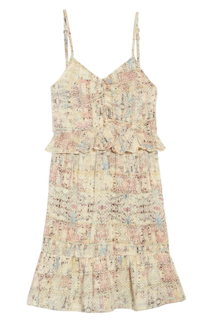 Lithia Peplum High/Low Dress O'NEILL $44.00