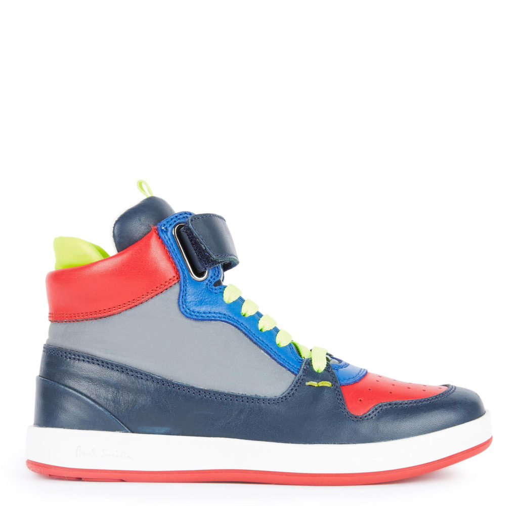 PAUL SMITH JUNIOR High-top sneakers $ 107.40